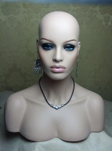 HZ 101 223x300 Premium Realistic Mannequin Heads Collection