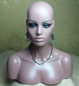 HZ 104 278x300 Premium Realistic Mannequin Heads Collection