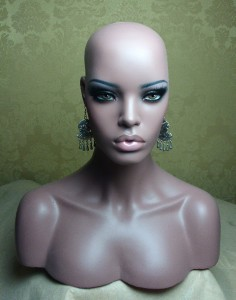 HZ 204 236x300 Premium Realistic Mannequin Heads Collection