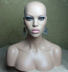 HZ 301 283x300 Premium Realistic Mannequin Heads Collection