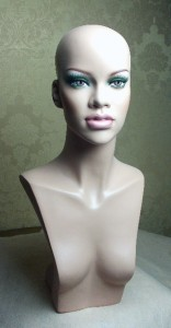 TH 501 156x300 Premium Realistic Mannequin Heads Collection