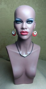 TH 502 155x300 Premium Realistic Mannequin Heads Collection