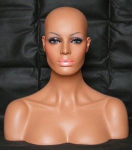 Mannequin head HZ-105