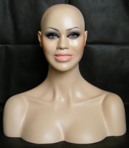 Mannequin head HZ-401