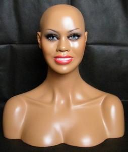 Mannequin head HZ-403